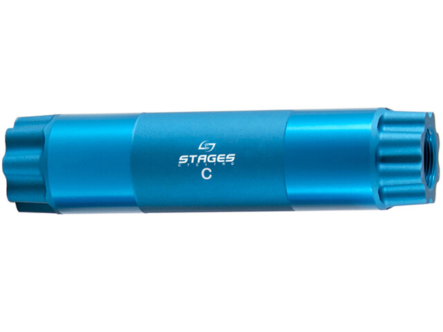 Stages Cycling Spindle for SRAM/Easton BB30-C